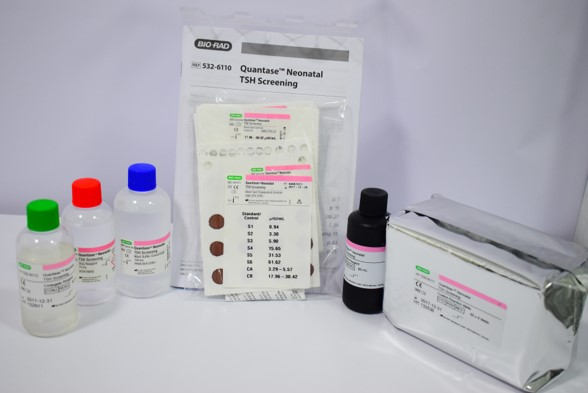 Tamizaje neonatal TSH screening kit